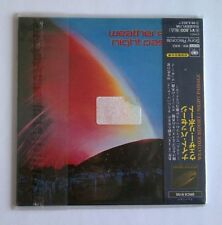 Weather Report - 1980 - JAPAN 1997 - Night Passage - mini LP replica with OBI