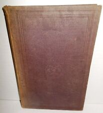 BOOK Political Debates Between A Lincoln and S Douglas of 1858 1st Ed 1860
