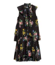 Erdem x H&M, Pleated Dress, Women's Size EU 36, Limited edition +hanger