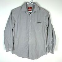 RM Williams Regular Fit Dress Shirt Size Men's Medium