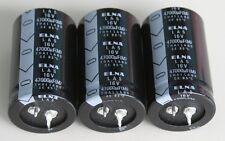 3 Condensatore 47000uF 16V Ottimi ELNA 85°C