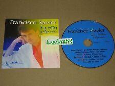 Francisco Xavier Sus Exitos Y Algo Mas 1995 Polygram Cd Mexico