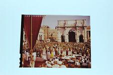 JOSEPH L. MANKIEWICZ CLEOPATRA 1963 EKTA ORIGINAL TRANSPARENCY #5