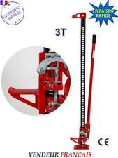 EQUIPEMENT EXPRESS SICOBA 3 t 12,5-134 cm Cric Manuel