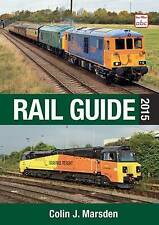 ABC Rail Guide 2015, Marsden, Colin J., Very Good condition, Book