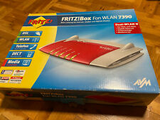 AVM FRITZ!Box Fon WLAN 7390 WLAN-Router, DECT, ISDN, DLNA, Topzustand in OVP