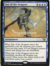 Magic Commander 2015 - 1x Day of the Dragons