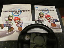 Mario Kart Wii with Guide and Wii Wheel