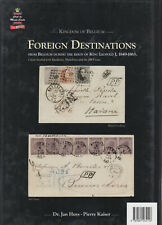 Foreign Destination from Belgium During the Reign of King Leopold I, 1849-1865