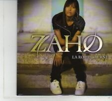 (DP210) Zaho, La Roue Tourne - 2008 sealed DJ CD