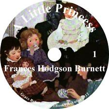 A Little Princess, Childrens Audiobook Frances H. Burnett on 1 MP3 CD Free Ship