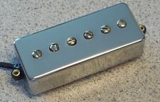 Mini humbucker size P-90 single coil pickup for electric guitar by Pete Biltoft