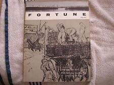 Fortune Magazine May 1963