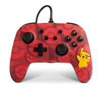PowerA 1513777-01 Wired Controller for Nintendo Switch, Pikachu
