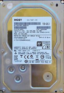 Hitachi Deskstar 4TB 5400RPM SATA 6Gbps 32MB Cache