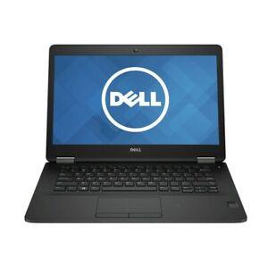 """Dell Latitude E7470 Core i5 6300U 8GB RAM 128 GB SSD WiFi 14"""" Win 10 Pro"""