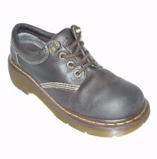 Dr. Martens 3A80 Mens Brown Leather Shoes Size 8