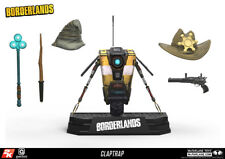 "Borderlands Claptrap Deluxe Box Set 4.5"" acción figura McFarlane En Stock"