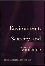 Environment, Scarcity, and Violence.