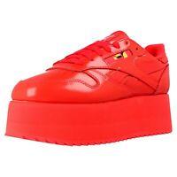 Reebok Classic x Gigi Hadid Classic Leather Triple Platform DV5389 Damen Sneaker