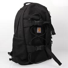 Carhartt WIP Kickflip Backpack Black Rucksack Schwarz