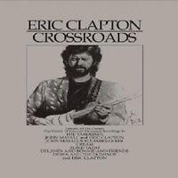 "ERIC CLAPTON ""CROSSROADS (NEW VERSION)"" 4 CD NEU"