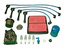 Tune Up Kit Honda Civic 1.5L 1992 to 1994 CAP ROTOR WIRES PLUGS FILTERS PCV