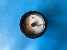 MG F // MG TF Analogue Dashboard Time Clock (Part #: YFB000240) 2000 - 2006,