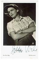 Lotte Koch † 2013 - original signierte Autogrammkarte - hand signed