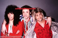 Orig 35mm Photo Slide Quiet Riot