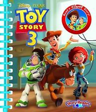 Story Reader 2. 0 with Toy Story 3 Book (2010, Mixed Media)