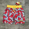 Primark Boys Pokemon Swimming Swim Shorts Trunks Age 2 - 5