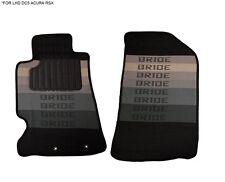 02-06 Bride Fabric Custom Fit Acura RSX DC5 Floor Mats Interior Carpets LHD