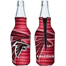 Atlanta Falcons 2015 Hunter Mfg 12oz Bottle Coolie Free Ship