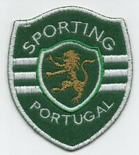 SPORTING CLUBE DE PORTUGAL SCP PATCH 72mm