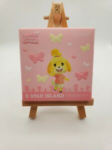 COLOURPOP X Animal Crossing 5 STAR ISLAND Eyeshadow Palette! Brand New in Box!