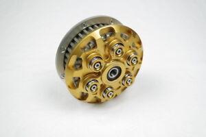 Ducati Monster S2R/S4R/S4RS Frizione antisaltellamento oro - slipper clutch gold