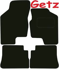 Hyundai Getz Tailored car mats ** Deluxe Quality ** 2009 2008 2007 2006 2005 200