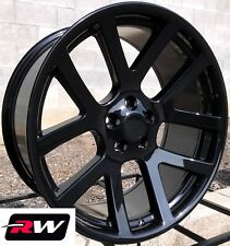 "20"" Rw Wheels for Dodge Charger Gloss Black Rims Dodge Viper Style 20x9"" 5x115"