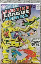 BRAVE & THE BOLD #29 2ND JUSTICE LEAGUE VG- 3.5 DC 5/1960