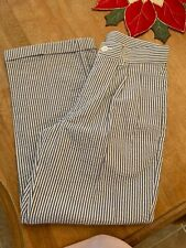Strasburg Boys Blue Seersucker Pants Size 8 **Easter**