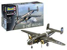 B-25d Mitchell 1 48 Plastique Model Kit Revell