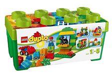 Lego Duplo 10572 Große Steinbox Bausteine Bauspaß Kinderspiel Spaß Geburtstag