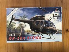 Italeri 1/72 Bell OH-58A Kiowa 195