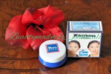 1 YOKO UV FOUNDATION DARK SPOTS PIMPLES FACE SKIN WHITENER WHITENING CREAM 4g