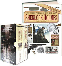 Complete Sherlock Holmes Vol l & ll plus Mysterious World of Sherlock Holmes