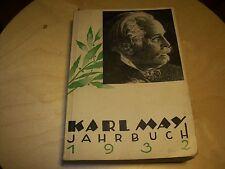 Karl May Jahrbuch 1932 - Radebeul - TOP