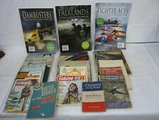Job Lot Of 20 World War Two Related Magazines - Vintage Retro War Related Mags