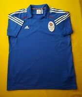 Team Great Britain Olympic Games jersey large soccer football Adidas ig93