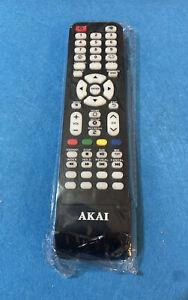 "(T102) TELECOMANDO TV  SMART TV AKAI AKTV434 55"" 43"" 50"" ORIGINALE  NUOVO"